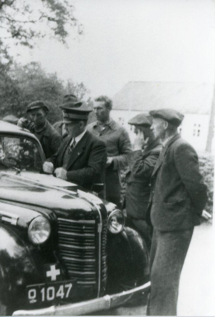 1945 d.16.okt. færdselsuheld i Årselv